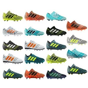 ADIDAS-Chaussures-de-football-Homme-Garcon-Enfants-Unisexe-nemeziz-Soccer-Crampons-Chaussures-De