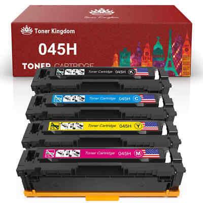 Compatible Toner Cartridge 1PK Black for Canon 045 Color imageCLASS MF634Cdw