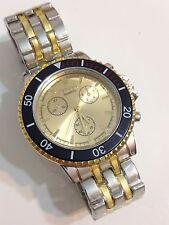 Rosra Mens Designer Excellent New Condition Working Quartz Watch