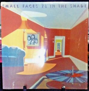 SMALL-FACES-78-in-the-Shade-Album-Released-1978-Vinyl-Record-Collection-USA