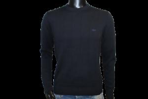Lacoste Herren Pullover Sweater Strick navy blau NEU