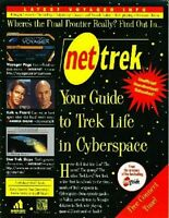 Net Trek - Your Guide To Trek Life In Cyberspace - Softcover 1st Print 1995