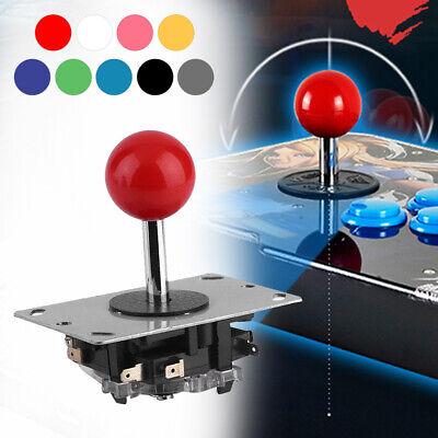 Red 8 Way Arcade Game Joystick Ball Joy Stick Red Ball Replacement