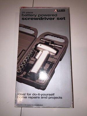 Allied Tools 65061 2-Piece Offset Screwdriver Set Black
