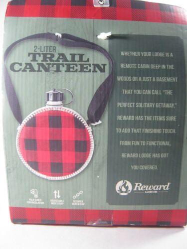 Récompense Lodge 2 L Trail cantine bouteille d/'eau Camp Voyage Randonnée New new in package 40 $