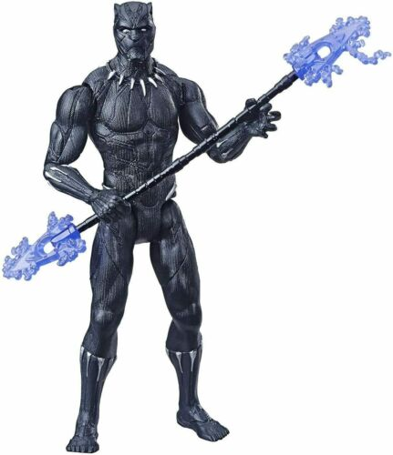"Avengers Marvel Black Panther 6/""-Scale Marvel Super Hero Action Figure Toy"
