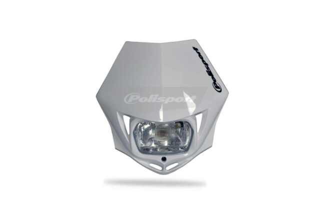 Polisport MMX Universal Headlight White 8663500001