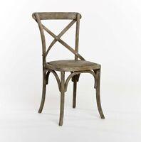 Zentique Parisienne Cafe Side Chair Fc035 E272