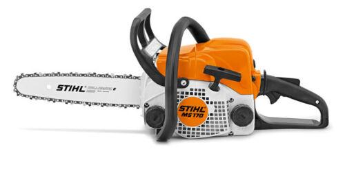 STIHL MS 170 Set mit 1 Ersatzkette und 100 ml Mischöl