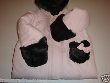 First Impressions Snowsuit With Booties & Hand Covers ~ Size 18 Months ~ NWT