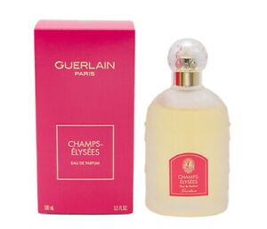 Champs-Elysees-by-Guerlain-3-3-oz-3-4-oz-EDP-Perfume-for-Women-New-in-Box