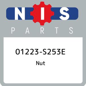 01223-S253E-Nissan-Nut-01223S253E-New-Genuine-OEM-Part