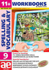 11+ Spelling and Vocabulary: Advanced Level: Bk. 9: Workbook by Stephen C. Curran, Warren J Vokes (Paperback, 2006)