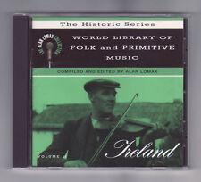 (CD) Alan Lomax - World Library Of Folk And Primitive Music, Vol. 2: Ireland