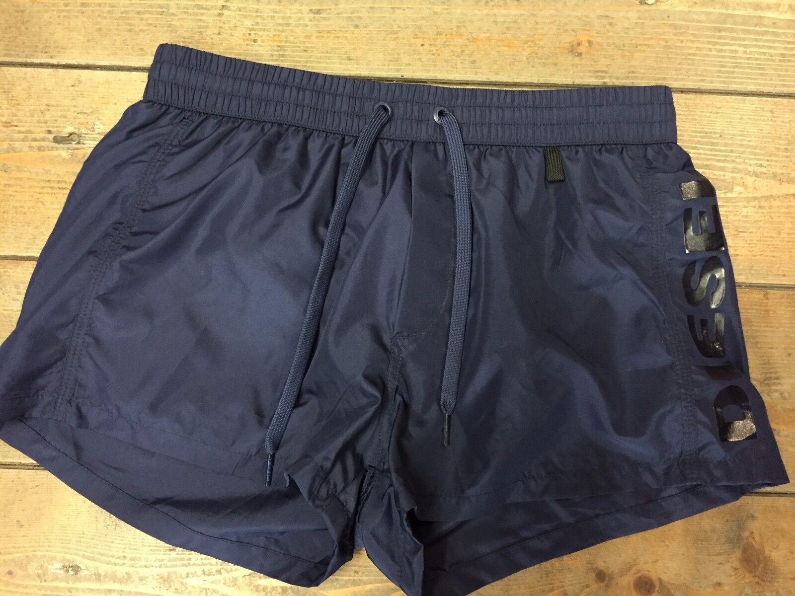 99ee9ea215f6 Costume da Borsano uomo Diesel pantaloncino mare piscina tasca posteriore  con zip