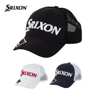 251db049161 DUNLOP SRIXON Tour Trucker Cap Golf Hat 3Colors GAH-17059I Mens ...