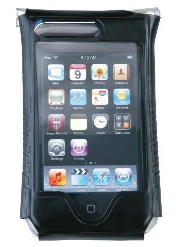 CLOSEOUT Mount to bike stem for easy access Topeak Iphone 4//4S Dry Bag NEW!