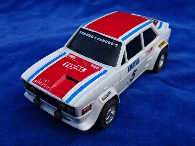 SCALEXTRIC - FIAT 131 ABARTH FERODO - JOLI  Nice Kom igen