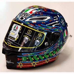c2982e273159d Caricamento dell immagine in corso AGV-manovelle-GPR-Valentino-Rossi-Winter- Test-2018-