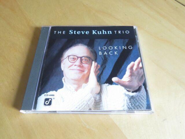 STEVE KUHN TRIO - Looking Back (CD 1991) - CD Album - CCD-4446