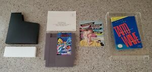 Jetsons-Cogswell-039-s-Caper-Nintendo-NES-lot-Taito-Poster-amp-Registration-Card