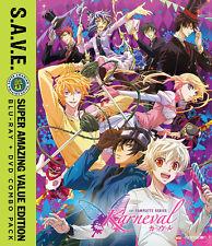Karneval: The Complete Series - S.A.V.E. (BD/DVD, 2016, 4-Disc Set)