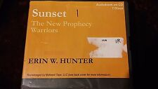 Warriors The New Prophecy: Sunset by Erin Hunter CD, Unabridged
