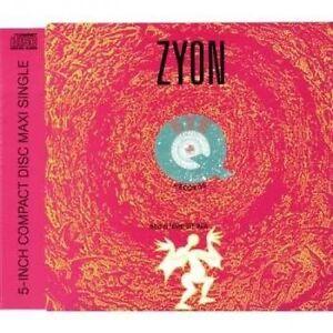 Zyon-No-fate-1992-Maxi-CD