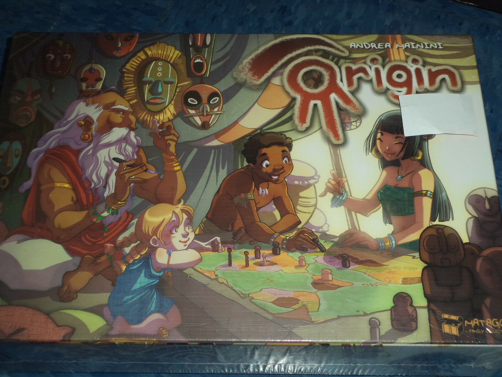 Origins - Matagot giocos tavola gioco nuovo