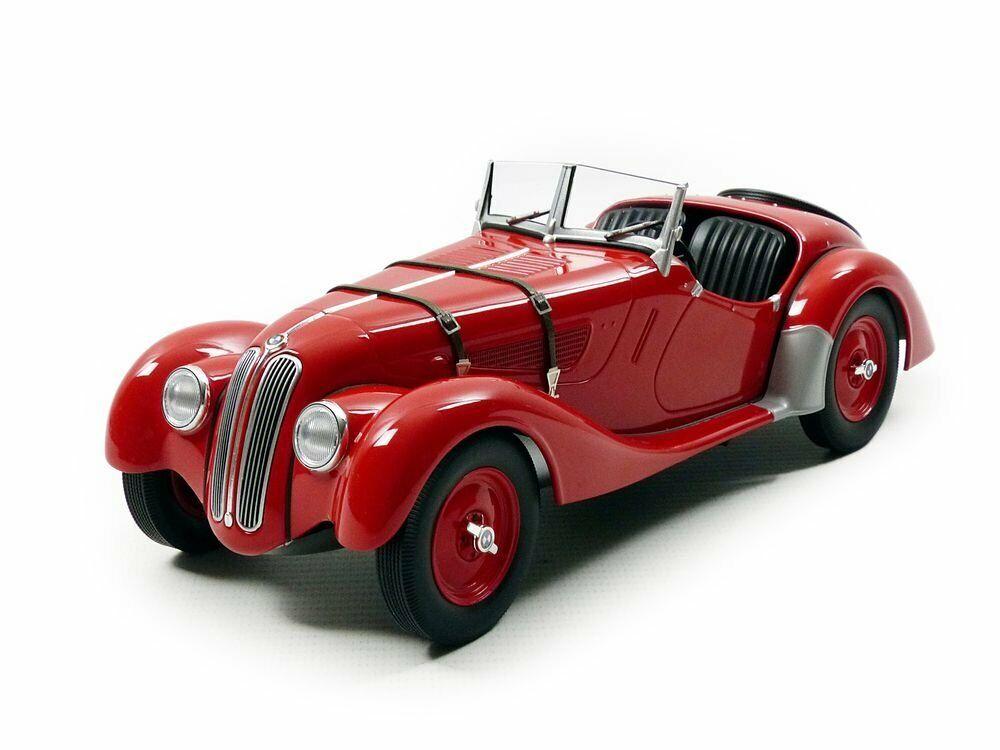 1 18 MINICHAMPS BMW 328 Cabrio 1936, Diecast, new