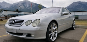 Mercedes Benz  CL 500, 50 000 KM,  14 500 $