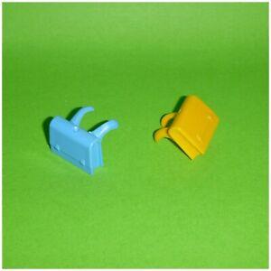 Playmobil-2-Schulmappen-Ranzen-Schulranzen-Mappe
