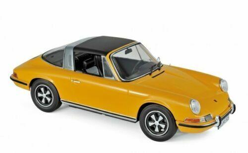1 18 Norev 187633 - 1969 Porsche 911 E Orange
