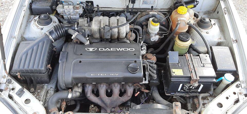 Daewoo Lanos, 1,6 SX, Benzin