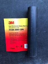 Itcsn 2000 12pk Heat Shrinkable Heavy Wall Tubing Quantity Of 1