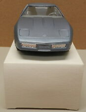 1985 85 BLUE CHEVY CORVETTE VETTE DEALER NOS AMT MPC PROMO PROMOTIONAL