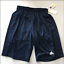 ADIDAS-Men-Designed-to-Move-3Stripe-Zip-Shorts-Conavy-Rawste-Black-M-LXL-XXL-NWT thumbnail 2
