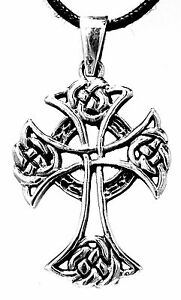 No-171-Celtic-cross-Celtics-Celtic-cross-925-Silver-Silver-Pendant-Pendant