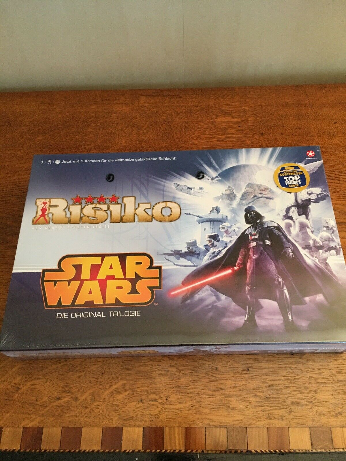 Risiko Star Wars  Die original Trilogie Neu in Folie