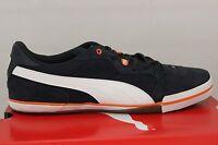 Puma Men's Esito Vulc Sala 10203816 Dk Navy White Orange Brand