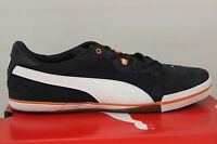 Puma Men's Esito Vulc Sala 10203816 Dk Navy White Orange Brand