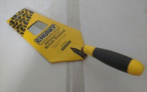 """NEW Chunky Contractors Tools 280mm//11/"""" Brick Trowel"""