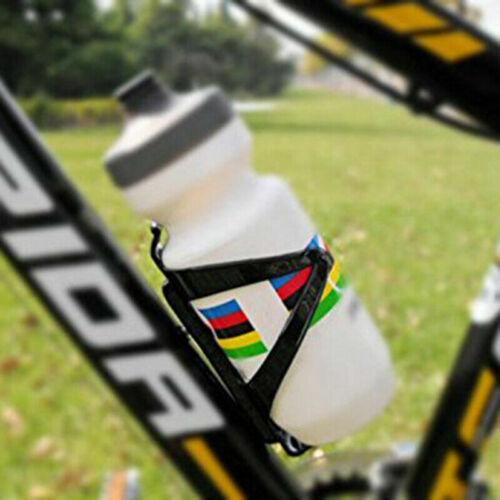 Full Carbon Fiber Bicycle Water Bottle Cage MTB Road Bike Holder Bottle M3D9