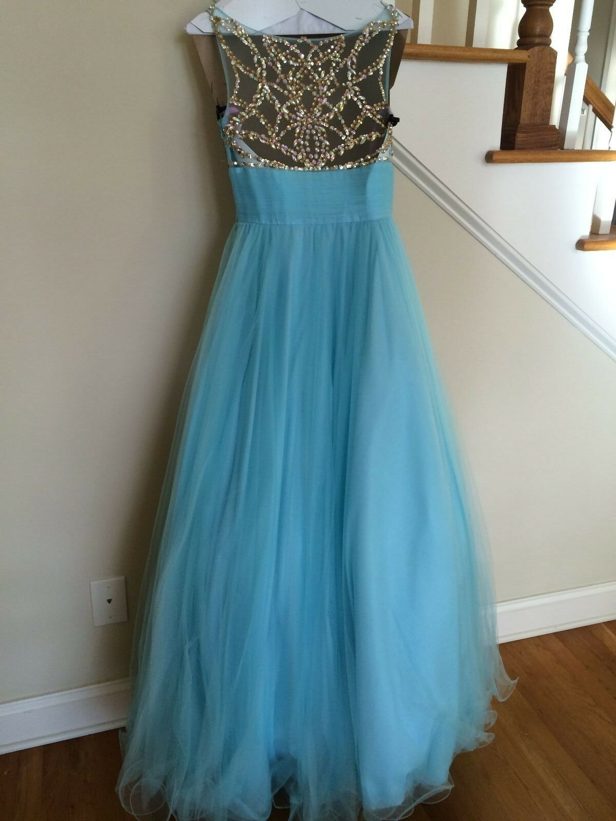 Alexia Designs  Full-Lenght Size 2 Prom/Formal/Ba… - image 5