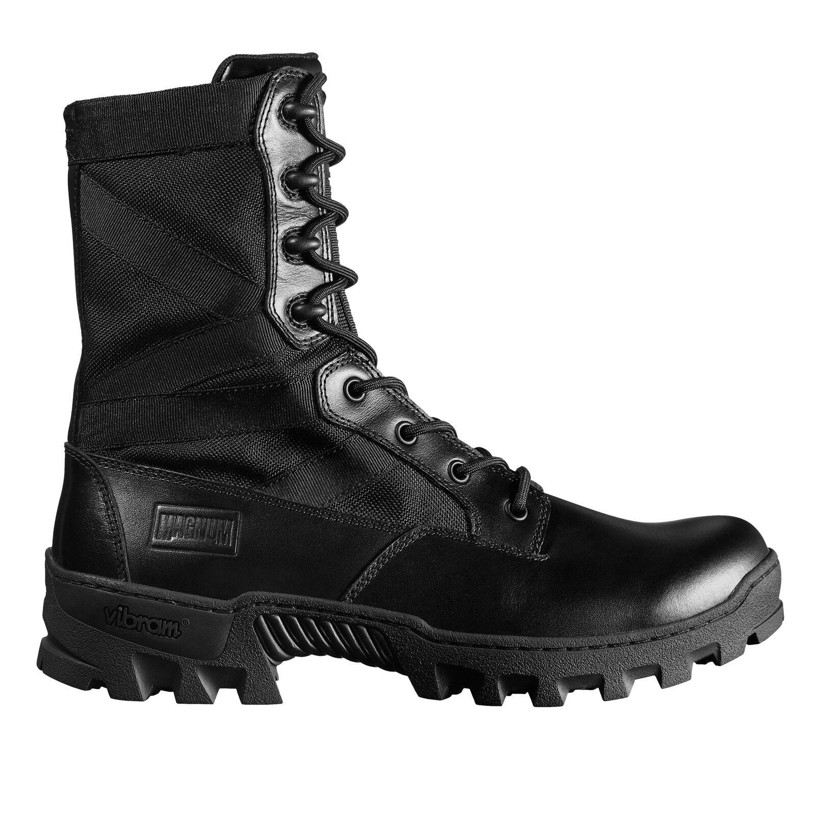 HI-TEC - Magnum Spartan XTB schwarz Dschungel Djungle Stiefel Stiefel Einsatz Schwar