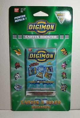 DIGI-BATTLE CCG CHAMPION DIGIMON CARD BO-129 GATOMON BOOSTER SERIES 3