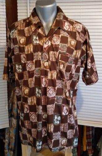 vintage Lilly Dache Shirt Size XL