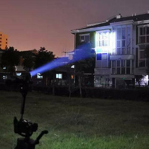 Tactical Powerful 990000Lumen T6 LED 5Modes 18650 Flashlight Aluminum Zoom Torch