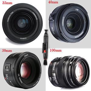 Yongnuo-YN-35mm-40mm-50mm-100mm-AF-MF-Prime-Fixed-Lens-For-Nikon-D5500-D3300-D70