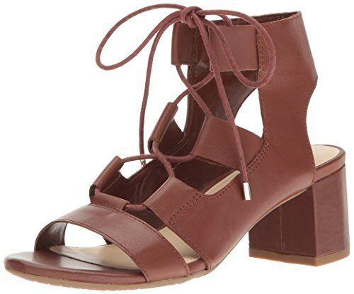 Nine Leder West Damenschuhe Serrah Leder Nine Dress Sandale- Pick SZ/Farbe. 03efb1